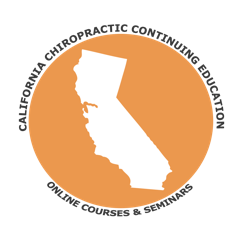 California Chiropractic Online Courses and Seminars