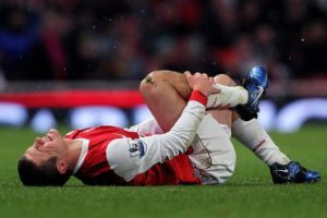 Athletic Injuries Pt 2