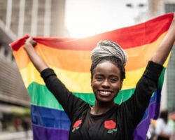 Freedom - LGBT Concept